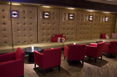 Romantische bar royalty-vrije stock foto's