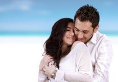 Romantische Flitterwochen Stockfotos
