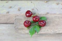 Romantische Frucht Stockfotografie