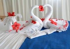 Romantische giften Stock Foto's