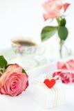 Romantische Installation Lizenzfreie Stockfotos