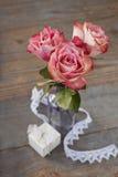 Romantische Installation Lizenzfreie Stockfotografie