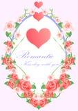 Romantische Liefde Royalty-vrije Stock Foto's