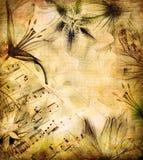Romantische Melodie Lizenzfreie Stockbilder