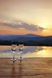 Romantische reis in Thailand Stock Fotografie
