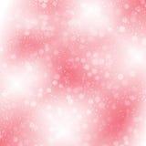 Romantische roze achtergrond Royalty-vrije Stock Fotografie
