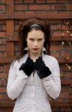 Romantische Schoonheid Royalty-vrije Stock Fotografie