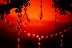 Romantische stemming Stock Afbeeldingen