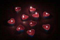 Romantische stemming Royalty-vrije Stock Foto's