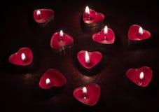 Romantische stemming Royalty-vrije Stock Afbeeldingen