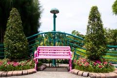 Romantische stoel Royalty-vrije Stock Afbeelding