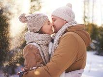 Romantische Tijd Royalty-vrije Stock Foto's