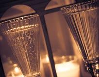 Romantische tijden Stock Foto's