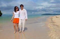 Romantische vakantie Stock Foto's