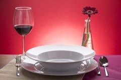 Romantische vastgestelde lijst met bloemen Royalty-vrije Stock Foto's