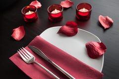Romantische vertoning Stock Fotografie
