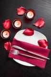 Romantische vertoning Royalty-vrije Stock Afbeelding