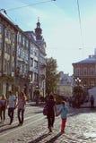 Romantischer Platz Stockfoto
