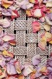 Romantischer Rahmen Stockbilder