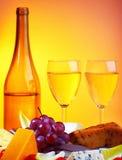 Romantisches Abendessen Lizenzfreies Stockfoto