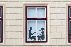 Romantisches Datum Lizenzfreie Stockbilder