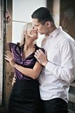 Romantisches Foto Stockbild