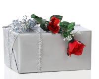Romantisches Geschenk Stockbilder