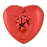 Romantisches Geschenk Stockfotografie
