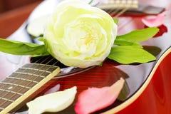 Romantisches Liebeskonzept - Hintergrund lizenzfreies stockfoto