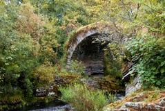 Romantisches Schottland Lizenzfreies Stockfoto