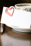 Romantisches Verhältnis-Konzept, Lizenzfreies Stockbild
