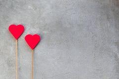 Romantisk bakgrund om förälskelse och vänner Royaltyfria Bilder