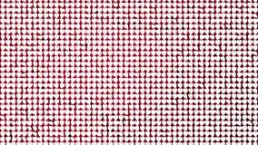 Romantisk bakgrund som flyger för väggförälskelse för röd värme hjärta ställe för logo i mitten för St-valentindagen, dag för mod stock illustrationer