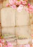 Romantisk bokstavsserie Royaltyfri Bild