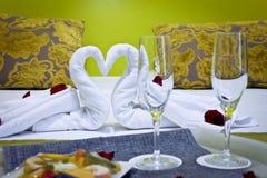 Romantisk flykt Royaltyfria Bilder
