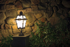 Romantisk lighting royaltyfria foton