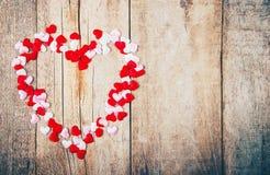 Romantisk matställe Förälskelse Arkivbild