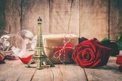 Romantisk matställe för älsklingen Arkivfoto