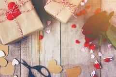 Romantisk matställe för älsklingen Royaltyfria Foton