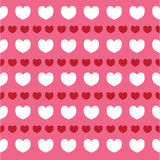 Romantisk textur med hjärtavalentindag Modell för tapeten, modeller, webbsidabakgrund, yttersidatexturer Royaltyfri Fotografi