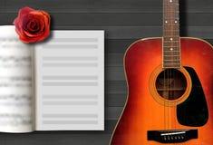 Romantiska förälskelsesånger Fotografering för Bildbyråer