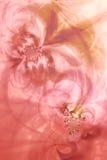 romantiska fractals Arkivbild