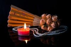 romantiska objekt Royaltyfria Bilder