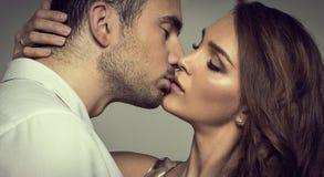 Romantiska par Royaltyfri Fotografi