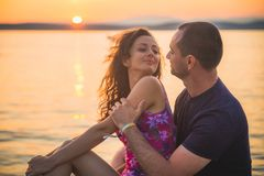 Romantiska parkonturer fotografering för bildbyråer