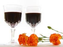 romantyczna kolacja Obrazy Stock