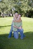 romantyczna para obrazy royalty free