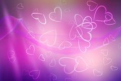 romantyczna tekstura Ilustracji