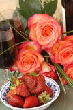 romantyczne Obraz Stock