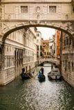 romantyczne Wenecji Obraz Royalty Free